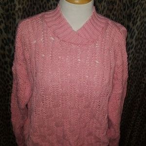 Nordstrom Tops - Pink sweater